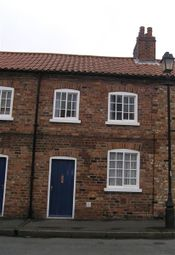 Thumbnail 2 bedroom terraced house to rent in William Street, Scunthorpe