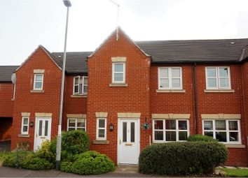 Thumbnail 3 bed terraced house for sale in Lawrence Avenue, Mansfield