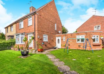 Thumbnail 3 bedroom semi-detached house for sale in Brabazon Road, Oadby, Leicester