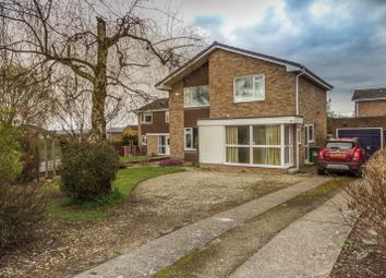 Thumbnail 4 bed detached house for sale in Biddulph Way, Ledbury