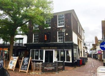 Thumbnail Pub/bar for sale in Middle Row, Ashford