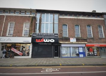 Thumbnail Commercial property to let in The Kingsway, Swansea