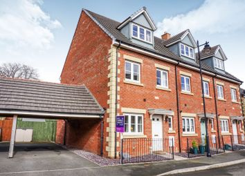3 bed end terrace house for sale in Ffordd Y Grug, Coity, Bridgend CF35
