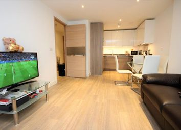 Thumbnail 1 bed flat to rent in Navigation House, Whiting Way, Surrey Quays