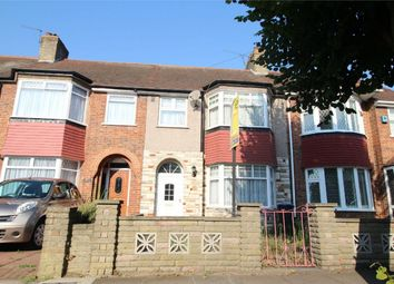 Thumbnail 3 bedroom terraced house for sale in The Larches, Palmers Green, London