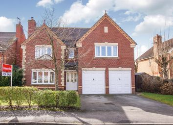 Thumbnail 5 bed detached house for sale in Shackel Hendy Mews, Emersons Green, Bristol