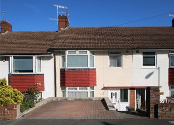Thumbnail 3 bed terraced house for sale in Ilchester Crescent, Bedminster Down, Bristol