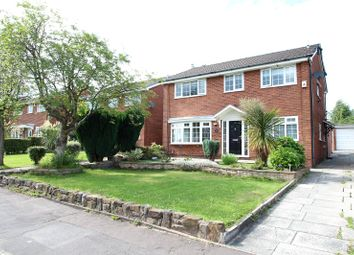 Thumbnail 4 bed detached house for sale in Belmont Way, Cronkeyshaw, Rochdale, Greater Manchester