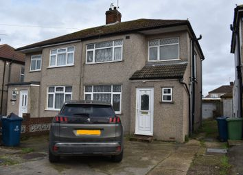 Thumbnail Semi-detached house to rent in Holyrood Avenue, Harrow