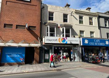 Retail premises for sale in Union Street, Torquay TQ2