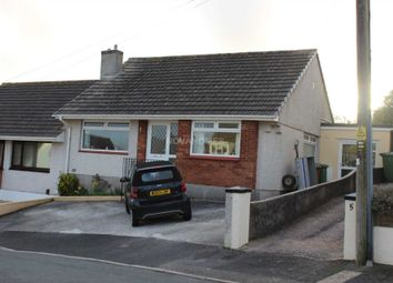 Thumbnail 3 bed semi-detached house to rent in Hilldale Road, Plymstock, Plymouth