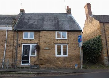 Thumbnail 3 bedroom cottage for sale in Cross Street, Moulton, Northampton