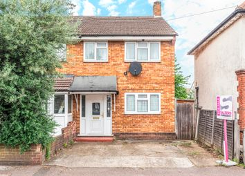 3 bed semi-detached house for sale in Whippendell Road, Watford WD18