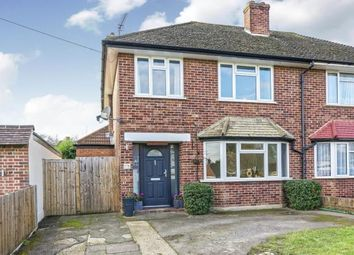 Thumbnail 3 bed semi-detached house for sale in Fetcham, Leatherhead, Surrey