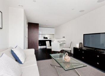 Thumbnail 1 bed flat to rent in Caro Point, Grosvenor Waterside, Gatliff Road