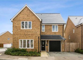 196 The Ramhill, Aspen Park, Haddenham, Aylesbury, Buckinghamshire HP17. 5 bed detached house for sale