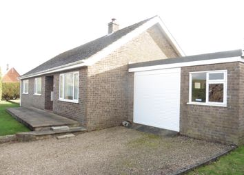 Thumbnail 3 bed detached bungalow for sale in William Road, Fakenham