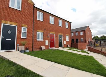 Thumbnail 2 bed town house for sale in Northolme View, Gainsborough