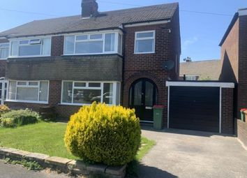 Thumbnail 3 bed semi-detached house for sale in Northway, Fulwood, Preston, Lancashire