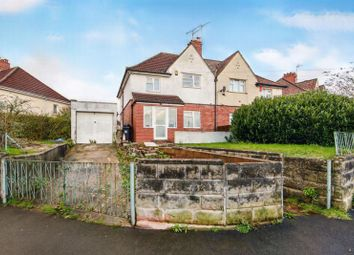 Thumbnail 3 bed semi-detached house for sale in Ripon Road, Bristol