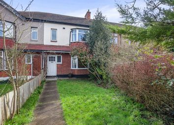 Thumbnail 3 bed terraced house for sale in Hook Road, Surbiton, Greater London