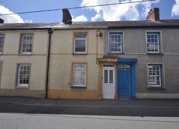 2 bed terraced house for sale in 2 Kieffe Terrace, High Street, St Clears SA33