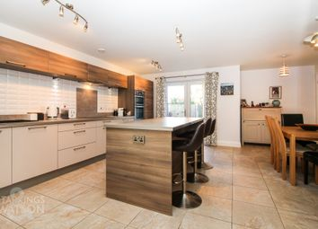 Thumbnail 4 bed detached house for sale in Ron Fielder Close, Salhouse, Norwich