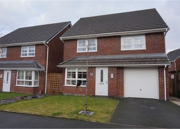 Thumbnail 4 bed detached house for sale in Omrod Road, Heywood
