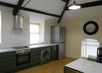 Thumbnail 4 bed flat to rent in Stirling Road, Lancaster