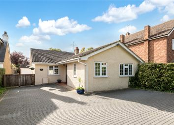Thumbnail 3 bed detached bungalow for sale in Slade Road, Ottershaw, Surrey