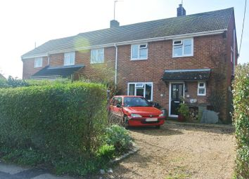 Thumbnail 3 bedroom semi-detached house for sale in Belle Vue Road, Old Basing, Basingstoke