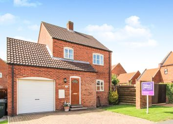 Thumbnail 3 bed detached house for sale in The Green, Wistow