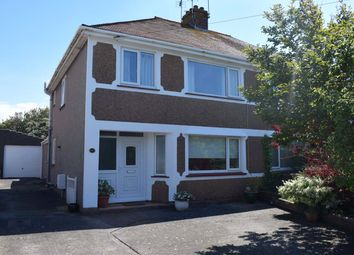 Thumbnail 3 bedroom semi-detached house for sale in Suffolk Place, Porthcawl