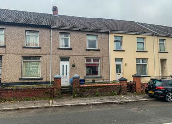 Thumbnail 3 bed terraced house for sale in Hankey Terrace, Merthyr Tydfil
