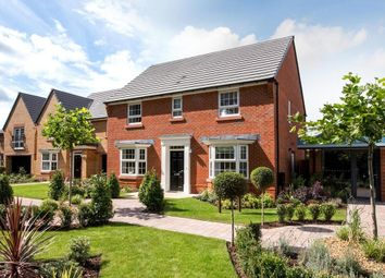 "Thumbnail 4 bedroom detached house for sale in ""Bradgate"" at Stanneylands Road, Wilmslow"