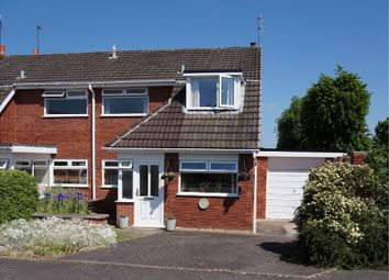Thumbnail 3 bed semi-detached house for sale in Mellowdew Road, Wordsley
