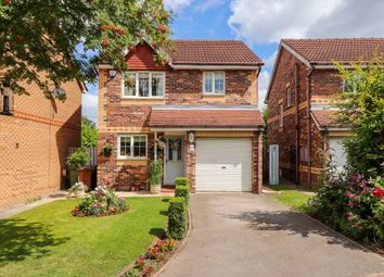 Thumbnail 3 bed detached house for sale in Turnberry Court, Normanton