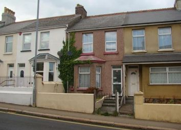 Thumbnail 4 bedroom terraced house for sale in Torpoint, Cornwall