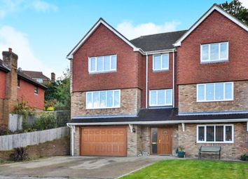 Thumbnail 5 bedroom detached house for sale in Eisenhower Drive, St. Leonards-On-Sea