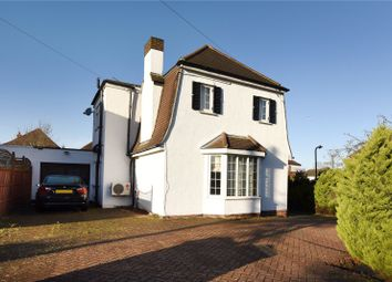 Thumbnail 4 bedroom detached house for sale in Rosecroft Walk, Pinner, Middlesex