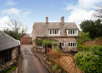 Thumbnail 3 bed detached house for sale in Lynch Mill, Allerford, Porlock