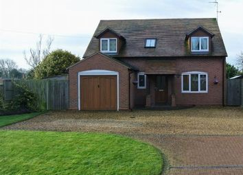 Thumbnail 4 bed detached house for sale in School Lane, Naseby, Northampton