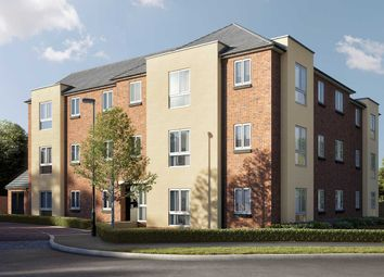 "Thumbnail 2 bed flat for sale in ""Water Mill House - Ground Floor 2 Bed"" at Arlesey Road, Stotfold, Hitchin"