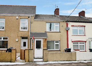 Thumbnail 2 bed terraced house for sale in Beaufort Hill, Beaufort, Ebbw Vale, Gwent