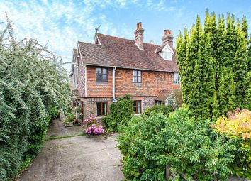 Thumbnail 4 bed semi-detached house for sale in High Street, Pembury, Tunbridge Wells