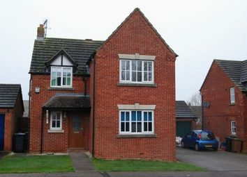 Thumbnail 4 bed detached house to rent in Old Forge Drive, West Haddon, Northampton
