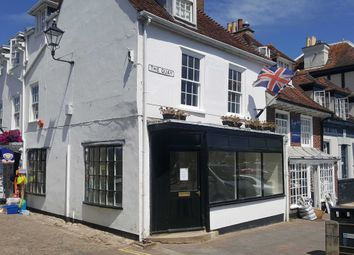 Thumbnail Retail premises to let in The Quay, Lymington