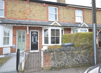 Thumbnail 2 bed terraced house to rent in Nursery Road, Chelmsford