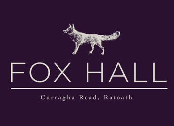Thumbnail 5 bed detached house for sale in Fox Hall, Curragha Road, Ratoath, Meath