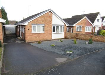 Thumbnail 2 bed bungalow for sale in Lindholme Drive, Rossington, Doncaster